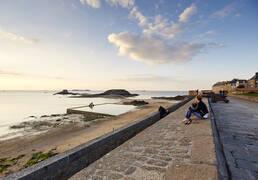 Bastion de la Hollande à Saint-Malo